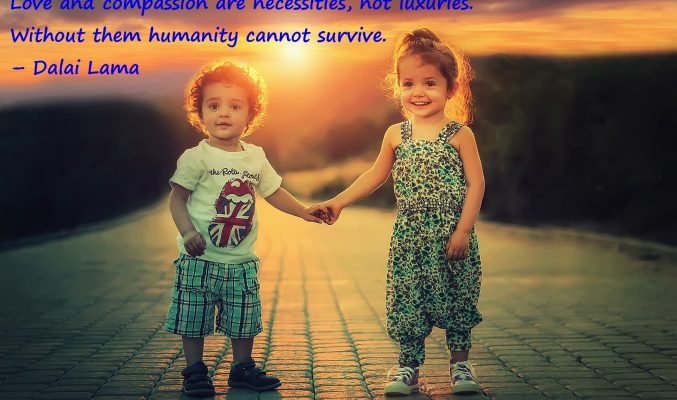 children-love-compassion